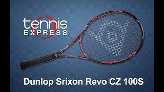 Dunlop Srixon Revo CZ 100S Tennis Racquet Review| Tennis Express