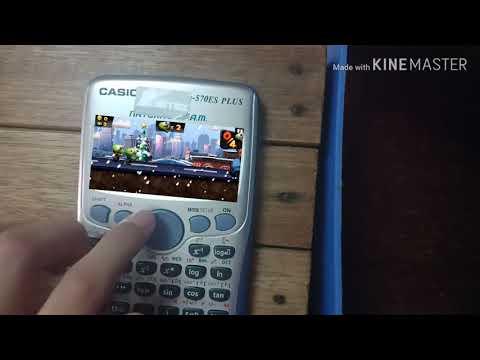 Chơi Game Zombie Tsunami Trên Máy Tính Casio