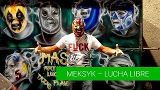 Baixar Lucha Libre, słynny wrestling z Meksyku.