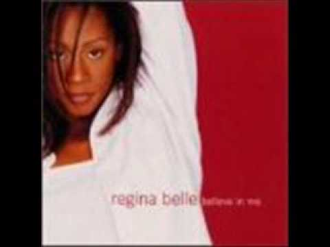 Regina Belle-Be in love again