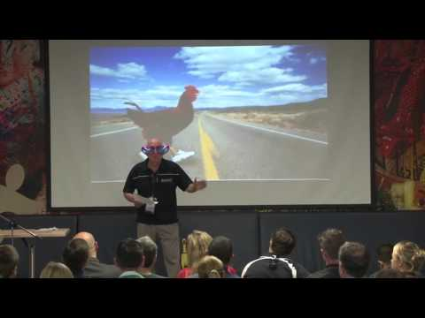 The Unrealised Value of Human Motion; moving back to movement: Dr. Graham Dodd's APPEC15  Keynote