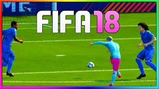 WE FOUND THE SECRET SPOT! | FIFA 18 Pro Clubs