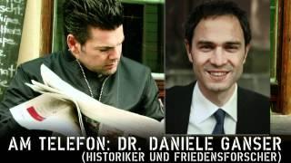 KenFM im Gespräch mit: Dr. Daniele Ganser über NATO-Geheimarmeen und Griechenland