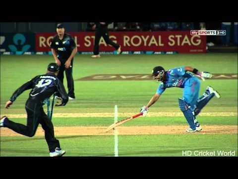 Virat Kohli 123 off 111 balls vs New Zealand 1st ODI Napier
