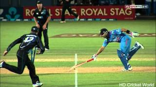 Video Virat Kohli 123 off 111 balls vs New Zealand 1st ODI Napier download MP3, MP4, WEBM, AVI, FLV April 2018