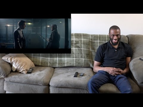 REACTION to The Hitman's Bodyguard Red Band Trailer #1 (2017)
