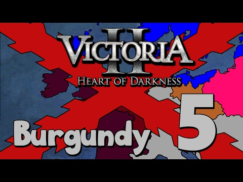Victoria 2: Divergences of Darkness - Burgundy | Part 5: Consolidation of India