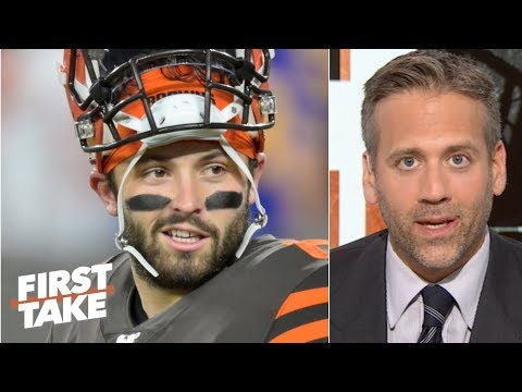 Baker Mayfield is regressing – Max Kellerman | First Take
