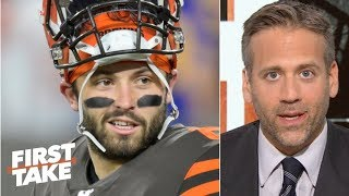 Baker Mayfield is regressing - Max Kellerman | First Take