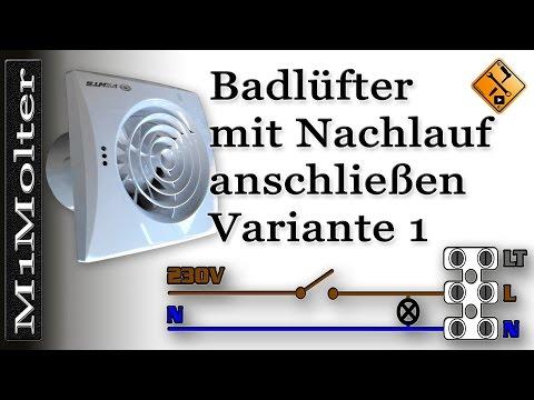 download nachlauf relais f r bad wc l fter anschlie en einbauen von m1molter video mp3 mp4 3gp. Black Bedroom Furniture Sets. Home Design Ideas