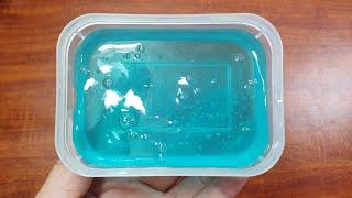 Detergents 1 Ingredient Slime No Glue No Borax