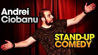 connectYoutube - Andrei Ciobanu -  Despre mărimea p***i (stand-up comedy @Club 99)