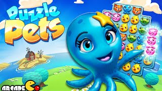 Puzzle Pets Official Launch Trailer (by Gameloft) - iOS / Android