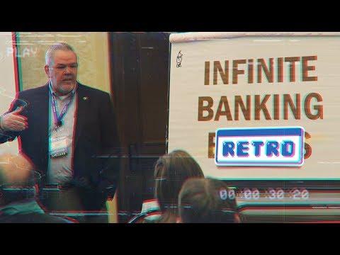 (VHS Retro) James Presents at a Real Estate Expo | Infinite Banking Basics