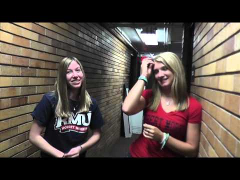 RMU Freshman Move-In Day 2014