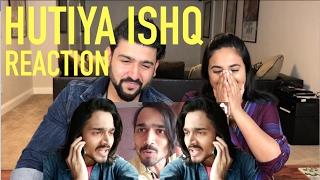 BB Ki Vines | Hutiya Ishq Reaction | Reaction By Rajdeep