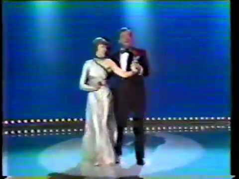 Julie Andrews and Jackie Gleason