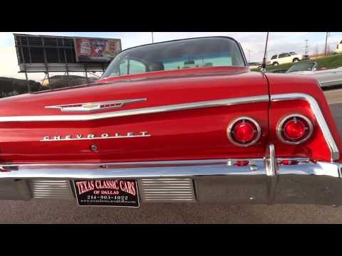 1962 Chevrolet BelAir 409 High Performance
