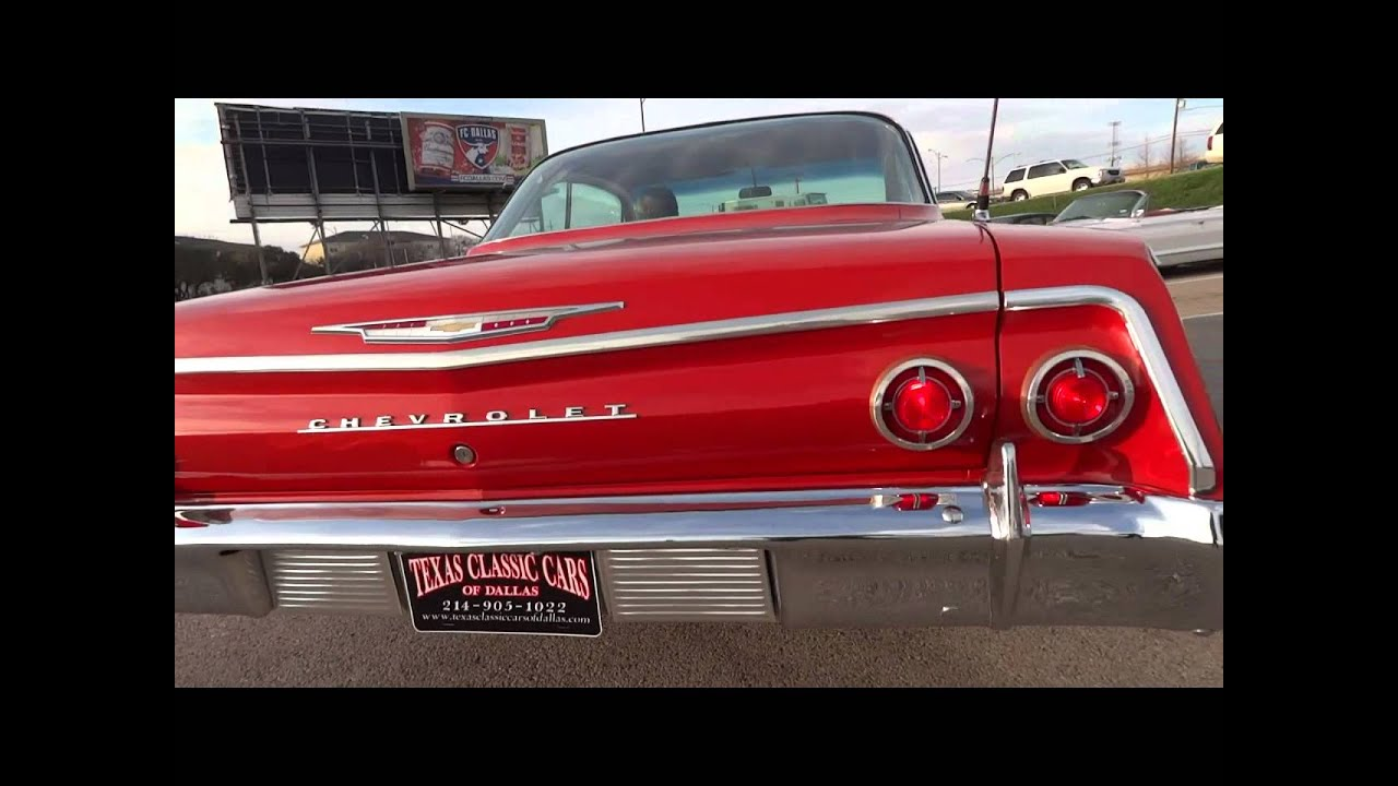 All Chevy 1962 chevy 409 for sale : 1962 Chevrolet BelAir 409 High Performance - YouTube