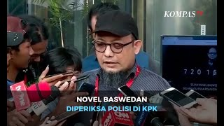 Download Novel Baswedan Diperiksa Polisi di KPK Mp3 and Videos