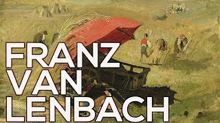 Franz von Lenbach: A collection of 83 paintings (HD)