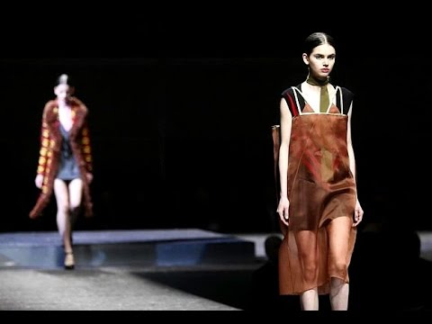 Prada | Fall Winter 2014/2015 Full Fashion Show | Exclusive Video