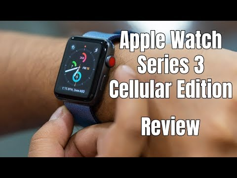Apple Watch Series 3 Cellular Edition Review | Digit.in