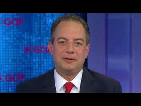 Reince Priebus: Momentum is on the GOP