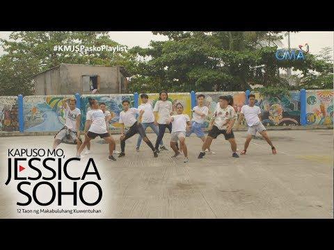 Kapuso Mo, Jessica Soho: Viral Beki Carolers ng Muntinlupa, kilalanin!