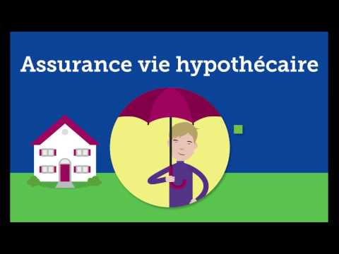 Assurance vie hypothécaire avec Viaction
