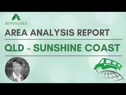 Sunshine Coast - Property Investment Area Analysis