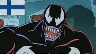 We call ourselves... Venom! [Finnish]