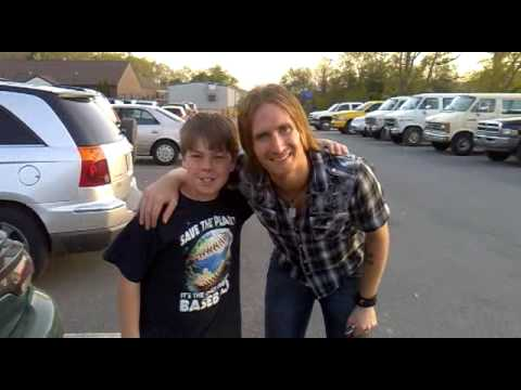 Cade and Josh Reedy (Singer/Bass Player from Decemberadio)