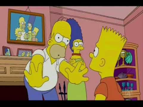 Bart Simpson-Welcome to