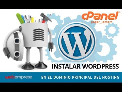 Crear Web con Wordpress desde Cero: Sencilla e Intuitiva