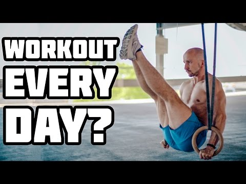 Can I Workout Every Day?