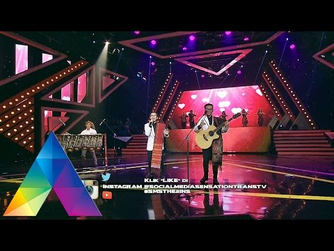 SOCIAL MEDIA SENSATION GRAND FINAL - PANAH ASMARA by THE 2INS (30/3/16)