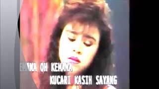 Ratih Purwasih --  BENCI TAPI RINDU  -- Lagu Pop Kenangan Tahun 1980 an --    1,05