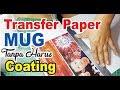 Transfer Paper Mug Tanpa Coating... (Magic Trans Paper)