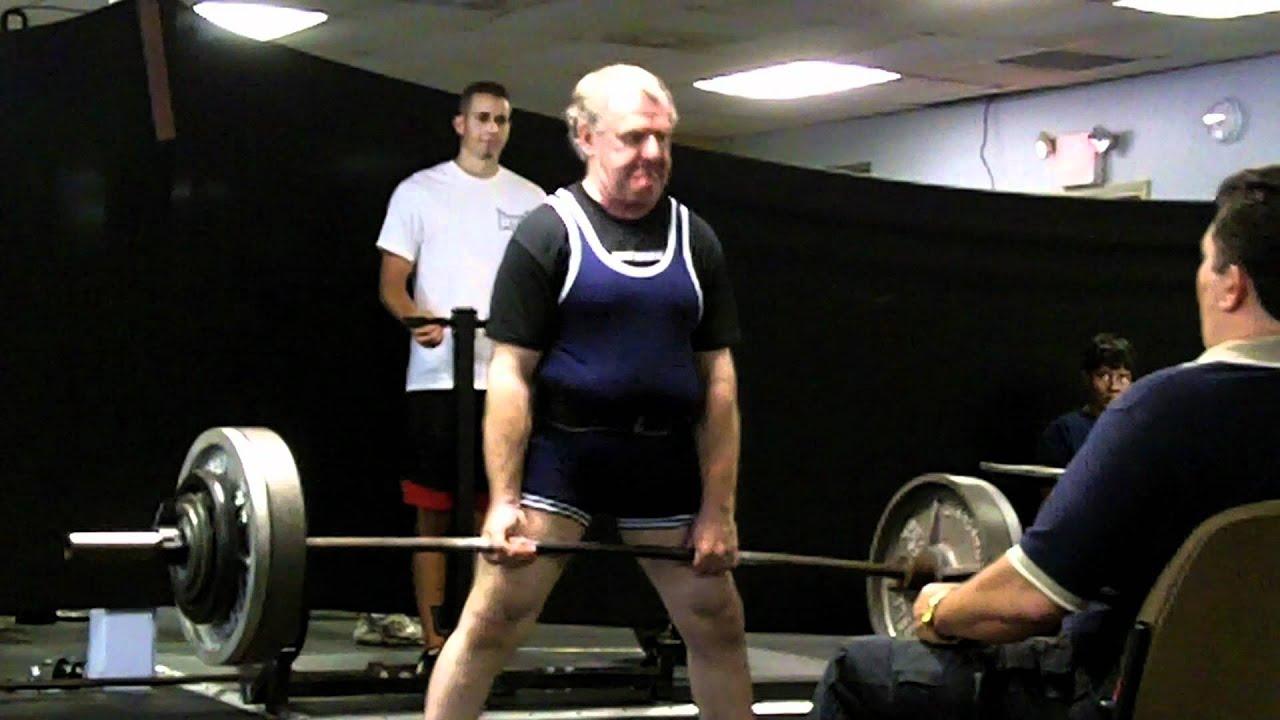91d987f1a38bf4 WNPF World Natural Powerlifting Federation - Jim Burton 63 years old ...