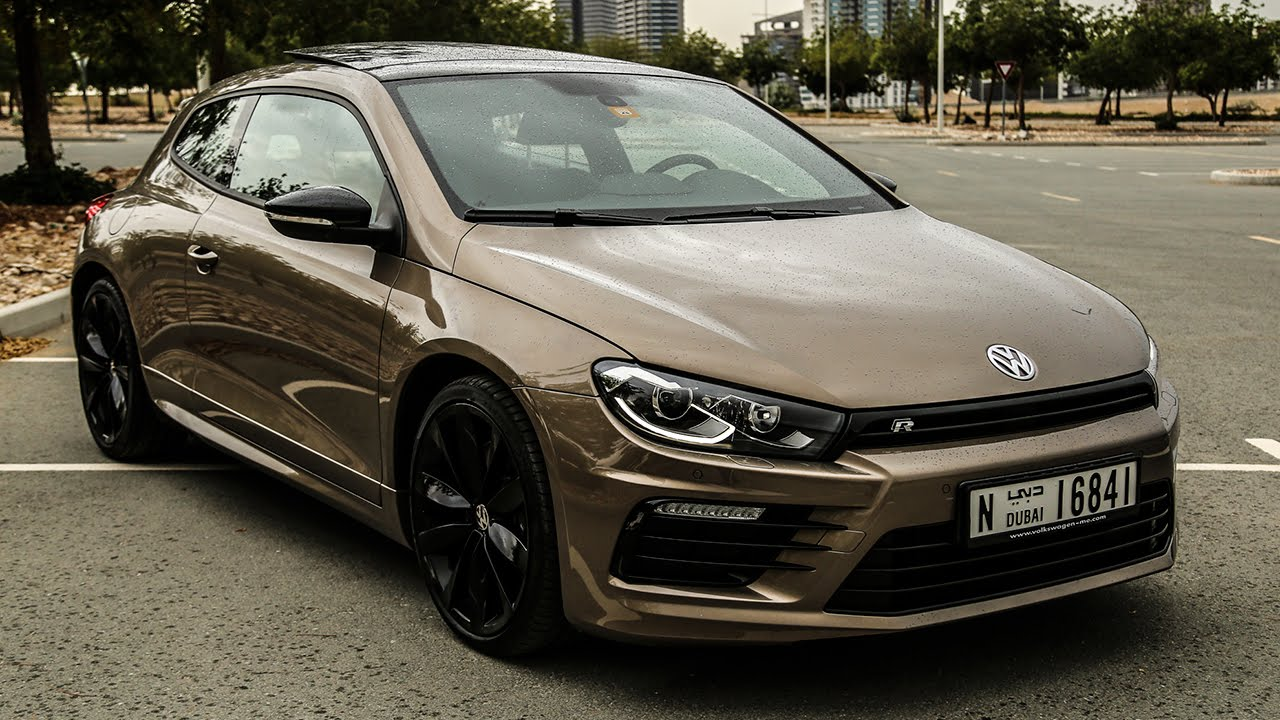 2015 volkswagen scirocco r test drive youtube. Black Bedroom Furniture Sets. Home Design Ideas