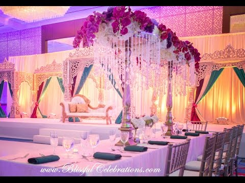 Wedding Decorator in Dallas Mandap Blissful Celebrations