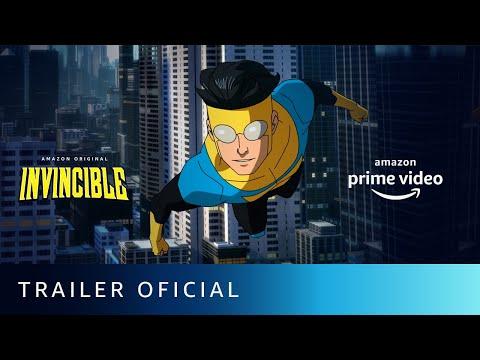 Invincible | Trailer Oficial | Amazon Prime Video