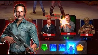 The Walking Dead:Evolution - Android Gameplay Fᴴᴰ