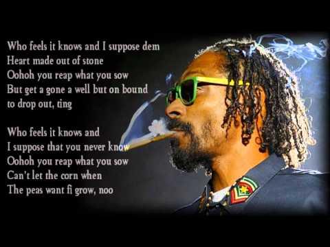 Snoop Lion - La La La (Lyrics)
