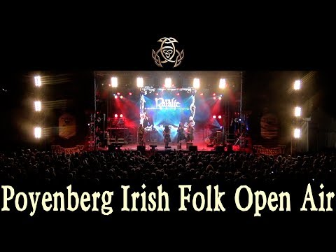 Poyenberg Irish Folk Open Air - The first half hour - Rapalje Celtic Folk Music
