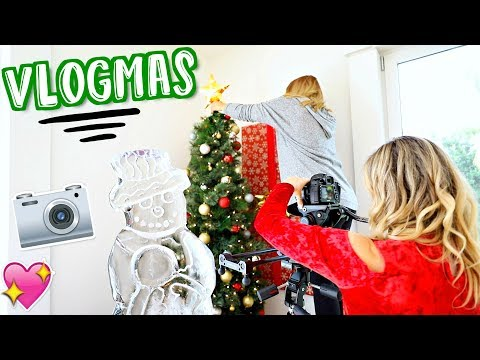 Download Youtube: VLOGMAS 2017 INTRO + Behind the Scenes!! Alisha Marie
