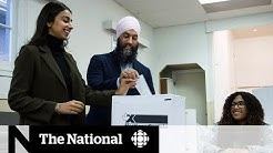 Singh says NDP willing to form coalition to stop Scheer's Conservatives