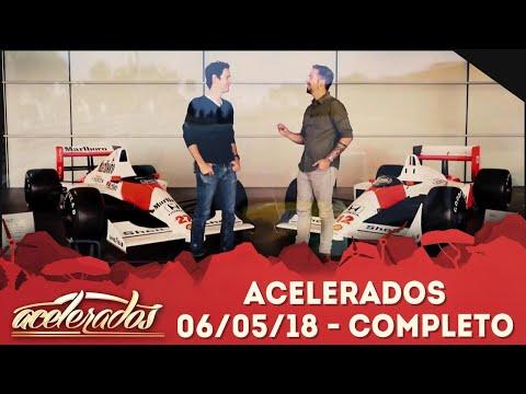 Acelerados (06/05/18) | Completo