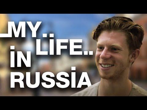 My life in Russia: Cody Lundberg from Boise, Idaho, U.S.